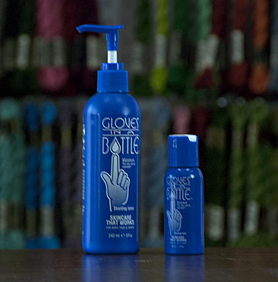 Gloves in Bottle Lotion